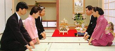 美しいしきたり 日本の結納
